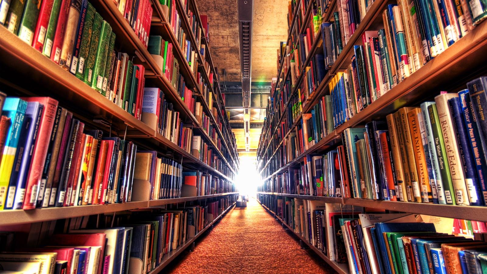 Risultati immagini per biblioteca