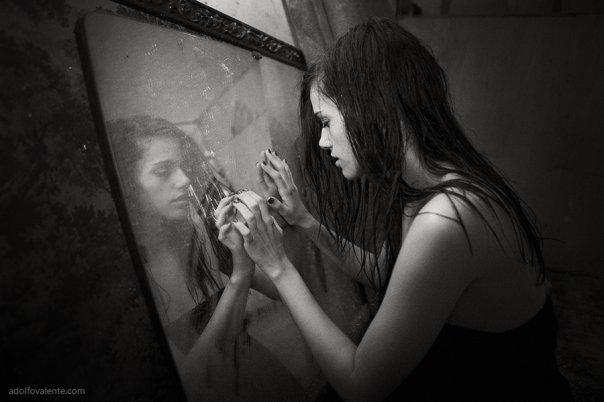 Immagine Allo Specchio.Guardarsi Allo Specchio Noi Siamo Futuro